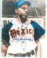 Ray Dandridge Autographed 8x10