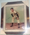 Joe DiMaggio Autographed Piece-GAI (New York Yankees)