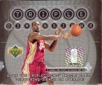 2003-04 Upper Deck Triple Dimensions - 18 Packs