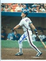 Lenny Dykstra Autographed 8x10 (New York Mets)