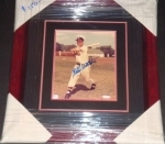 Eddie Mathews 8x10 Autographed Photo (Milwaukee Braves)