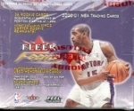 2000-01 Fleer Focus - 24 Packs
