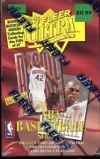 1995-96 Fleer Ultra Series 2- 36 Packs