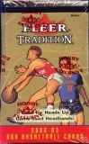 2002-03 Fleer Tradition - 40 Packs
