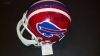 Doug Flutie Autographed Mini Helmet (Buffalo Bills)