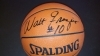 Walt Frazier - Autographed Basketball - PSA/DNA (New York Knicks)