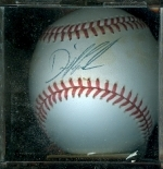 Autographed Baseball Dwight Gooden (New York Mets)