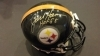 Jack Ham Autographed Mini Helmet (Pittsburgh Steelers)
