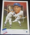 Billy Herman 16x20 Autographed Pelusso (Chicago Cubs)