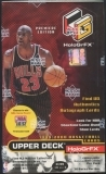 1999-00 Upper Deck HoloGrFx - 36 Packs