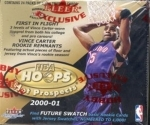2000-01 Hoops Hot Prospects - 24 Packs