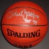 Kareem Abdul-Jabbar Autographed Basketball (Los Angeles Lakers)
