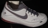 Lebron James Autographed Shoe-UDA (Miami Heat)
