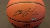 Lebron James Autographed Basketball - UDA (Miami Heat)