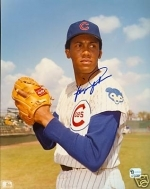 Ferguson Jenkins Signed 8x10 (Chicago Cubs)