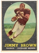 Jim  Brown RC (Cleveland Browns)