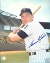 Harmon Killebrew Signed 8x10 (Minnesota Twins)