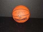 Kobe Bryant-Autographed Basketball-UDA (Lakers)