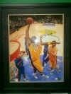 Kobe Bryant Autographed 16x20 (Los Angeles Lakers)