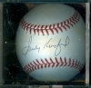 Autographed Baseball Sandy Koufax GAI (Los Angeles Dodgers)