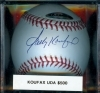 Autographed Baseball Sandy Koufax UDA (Los Angeles Dodgers)