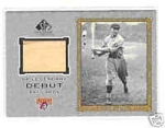 Paul Waner Bat Card (Pittsburgh Pirates)