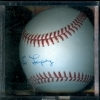 Autographed Baseball Al Lopez (Chicago White Sox)
