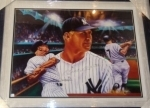 Mickey Mantle Autographed 16x20 (New York Yankees)