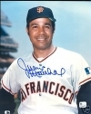 Juan Marichal Signed 8x10 (San Francisco Giants)