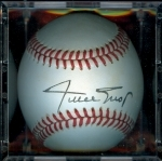 Autographed Baseball Willie Mays PSA/DNA (San Francisco Giants)