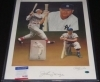 Johnny Mize Autographed 16x20 Pelusso (New York Yankees)