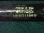 Phil Nevin Game Used Bat (San Diego Padres)