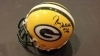 Ray Nitschke Autographed Mini Helmet (Green Bay Packers)