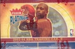 2003-04 Fleer Platinum - 20 Packs