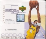 2000-01 Upper Deck Pros & Prospects - 24 Packs