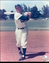 Pee Wee Reese Signed 8x10 (Brooklyn Dodgers)