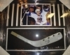Luc Robitaille Signed Partial Stick (Los Angeles Kings)