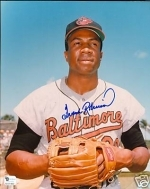 Frank Robinson Signed 8x10 (Baltimore Orioles)
