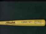 "Pete Rose Autographed Bat "" Hit King "" (Cincinatti Reds)"