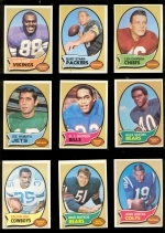1970 Topps Complete Set
