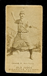 samuel crane (New York) Throwing