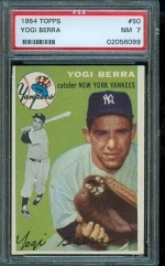 Yogi  Berra (New York Yankees)