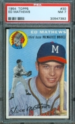 Eddie  Mathews (Milwaukee Braves)