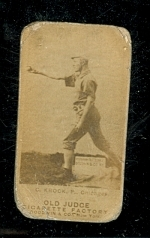 gus krock (Chicago) Throwing