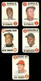 1968 Topps Game Complete Set