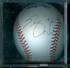 Autographed Baseball Shaquille O' Neal (Los Angeles Lakers)