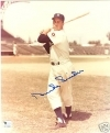 Duke Snider Signed 8x10 (Brooklyn Dodgers)