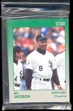 Bo Jackson Star Set (Chicago White Sox)