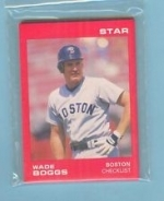 Wade Boggs Star Set (Boston Red Sox)