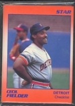 Cecil Fielder Star Set (Detroit Tigers)